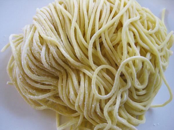 画像1: 追加の麺